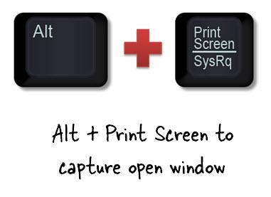 alt-print-screen