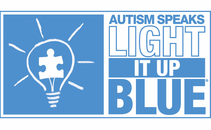 Today Autism Speaks Celebrates Light It Up Blue